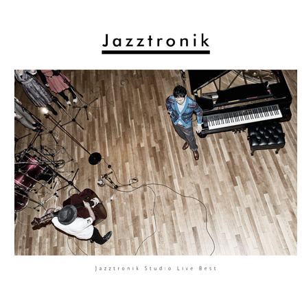Jazztronik - Studio Live Best Cover