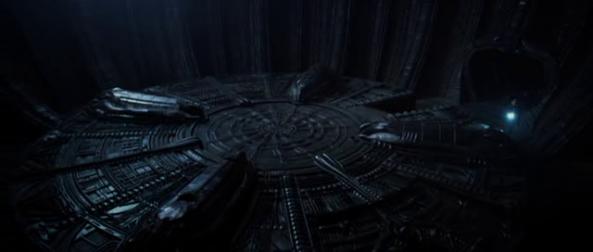 Four hypersleep chambers - Copyright 20th Century Fox