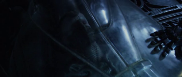 Engineer in hypersleep chamber - Copyright 20th Century Fox