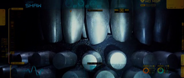 Cargo imagery transmitted by Shaw - Copyright 20th Century Fox