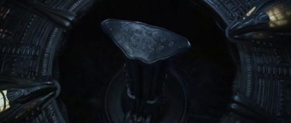Pilot's seat activation - Copyright 20th Century Fox