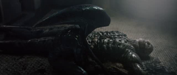Alien type creature - Copyright 20th Century Fox
