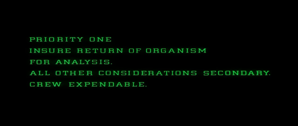 Alien 1979 - Copyright 20th Century Fox