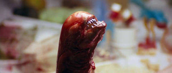 Chestburster 3 - Alien 1979: Copyright 20th Century Fox